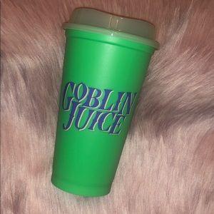 STARBUCKS  |  Goblin Juice Reusable Hot Cup